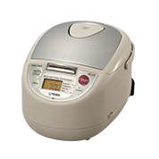 Microcomputer Controlled Rice Cooker
