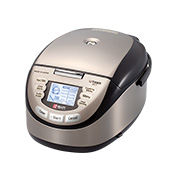 IH Rice Cooker with Clay Ceramic Inner Pan